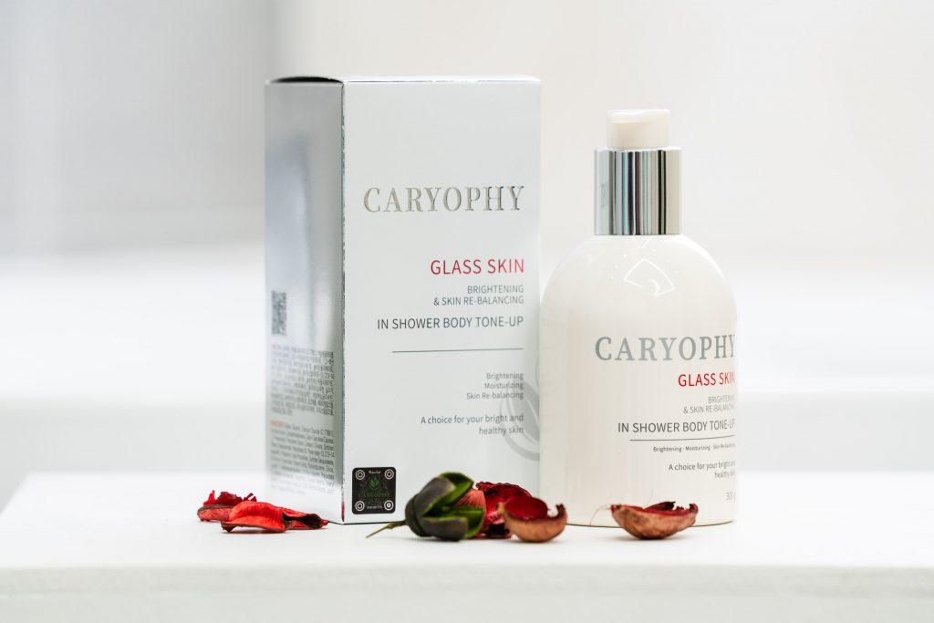 Kem dưỡng trắng da Glass Skin Caryophy