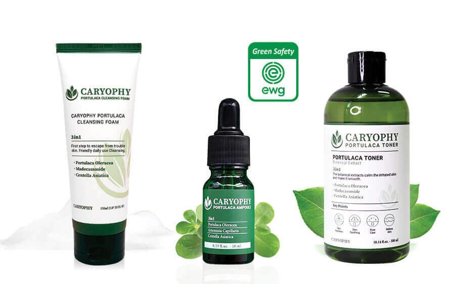 Những sản phẩm tiêu biểu của Caryophy